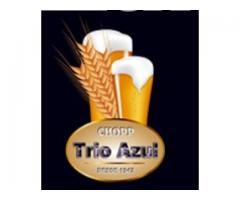 Chopp Trio Azul