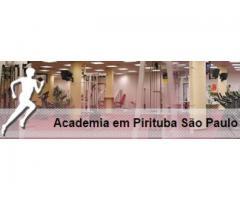 Academia em Pirituba